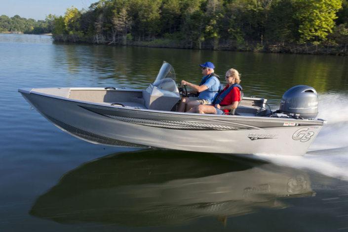 G3 Angler Series boats